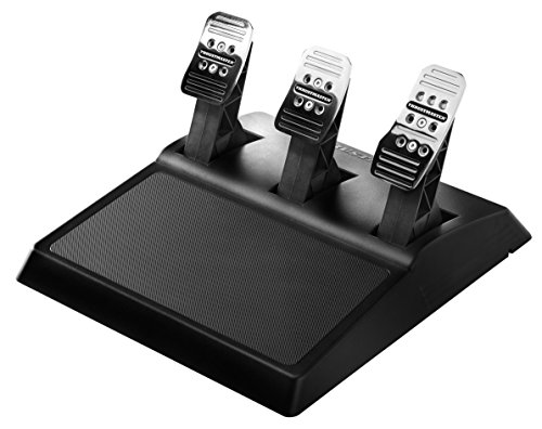 Thrustmaster T3PA PEDALS Add-on - 3 Pedales metalicos - pedales ajustables en angulo y altura