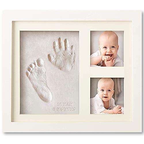 Baby Handprint and Footprint Makers Kit Keepsake For Newborn...
