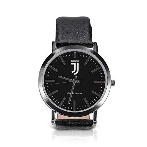 Juventus Orologio TIDY serie Deluxe - Nuovo Logo - Donna - Colore Nero - Impermeabile fino a 3 atm...