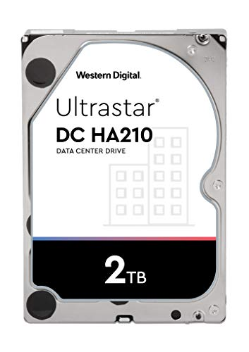 Western Digital 2 TB Ultrastar 7K2 2000GB SATA HDD 8, 9cm 3, 5Zoll 26.1mm Cache 128MB 7200RPM SATA Ultra 512N SE