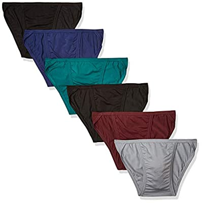 Tagless ComfortSoft waistband Wicks Away Moisture FreshIQ Advanced Odor Protection Technology Soft Covered Leg Bands