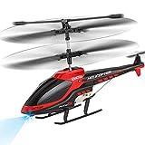 VATOS RC Hélicoptère Télécommande Intérieur, 3,5 Canaux Mini...