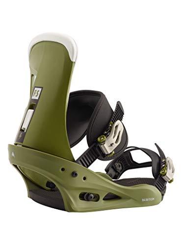 Burton Freestyle, Attacchi da Snowboard Uomo, Camp On Green, M