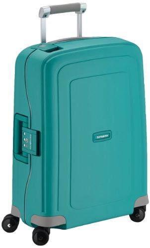 Samsonite S\'Cure - Spinner S Handgepäck, 55 cm, 34 L, Blau (Aqua Blue)