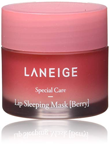 LANEIGE LIP SLEEPING MASK Berry 20g / Lip Sleeping Pack /...