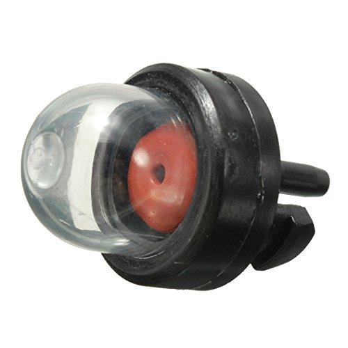 Yardwe 2pcs Carburatore Primer Bulb Pump Pompa a pompetta in plastica per tagliasiepi a Catena