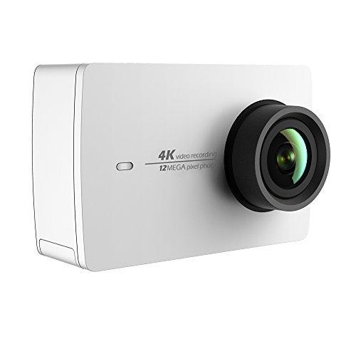Yi - YAS.1616.INT- Camera 4K, Bianco, Versione Internazionale