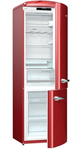 Gorenje ONRK193R Freestanding 222L 85L A+++ fridge-freezer - fridge-freezers (freestanding,...