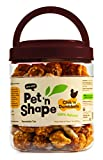 Pet 'n Shape Chik 'n Rice Dumbbells - All Natural Dog Treats, Chicken, 1 Lb, 16 oz (10416)