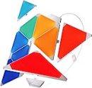 Nanoleaf Light Panels Rhythm Starter Kit - 9x Modulare Smarte LED mit Sound Modul