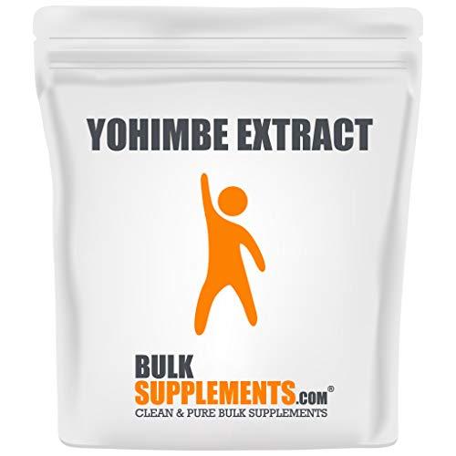 Bulksupplements Yohimbe Extract (100 Grams)