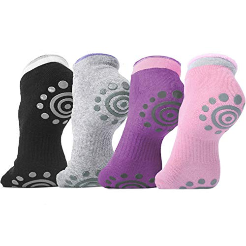 41d60GLiZAL - The 7 Best Yoga Socks to Rock Your Poses