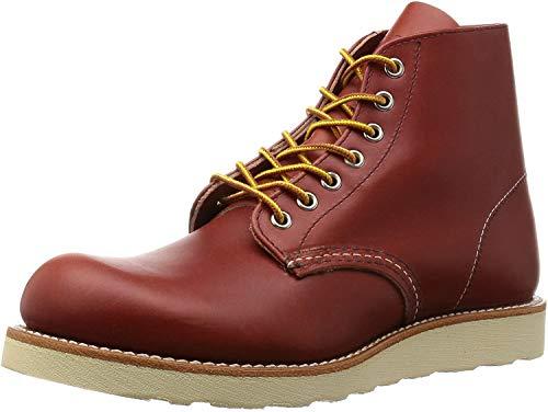 [レッド ウィング シューズ] ブーツ 8166 メンズ Oro Russet US 9 1/2(27.5cm)