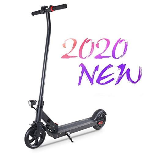 Windgoo Elektroroller, Faltbarer E-Scooter mit 350W Motor, Maximale Geschwindigkeit 20 km/h Anti Rutsch Reifenhöhe einstellbar, Elektro Scooter für Teenager und Erwachsene (T10)