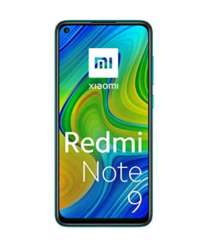 Xiaomi Redmi Note 9 Smartphone 4GB 128GB, 48MP Quad Camera,...