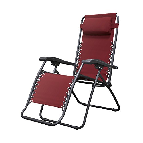 41dDuNKTQJL - 7 Best Zero Gravity Chair Reviews