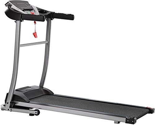 Folding Electric Treadmill 12, and a Third Mode automated Procedure,A