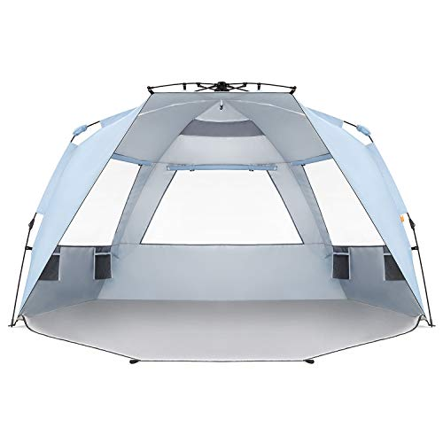 Easthills Outdoors Instant Shader Enhanced Pop Up Beach Tent...