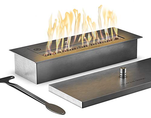 muenkel design Safety Burner [Manual Ethanol Burner]: 450