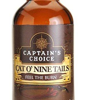 Captain's Choice Cat O' Nine Tails Bay Rum 4.0 oz After Shave Pour