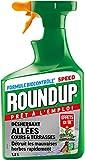 Roundup Désherbant Allées Cours et Terrasses Prêt à l'emploi, 1,2L