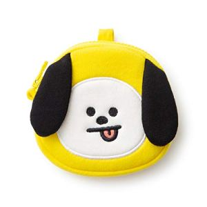 BT21 Official Merchandise by Line Friends – Character Neck Strap Coin Purse