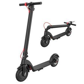 Oaicr Patinete Electrico Scooter Plegable para Adulto y Adolescentes, 250W Motor, 15km Alcance, 25 km/h Velocidad Máxima…