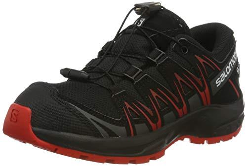Salomon Enfant Chaussures de Trail running, XA PRO 3D CSWP J, Couleur:...