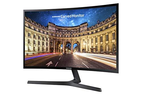 Samsung 23.5' FHD Curved LED-Lit FreeSync Monitor(LC24F396FHNXZA)