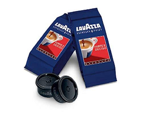 Lavazza Espresso Point Capsule Caffè Espresso Forte e Deciso, 50 Astucci da 2 Capsule, 100 Capsule