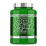 Scitec Nutrition 100% Whey Isolate protéine vanille 2000 g