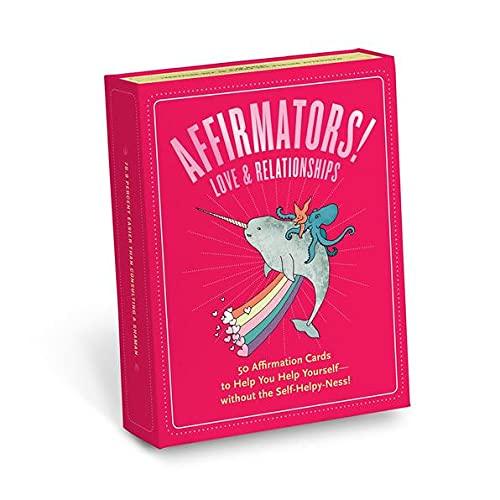 Affirmators! Love & Relationships Deck: 50 Affirmation Cards...