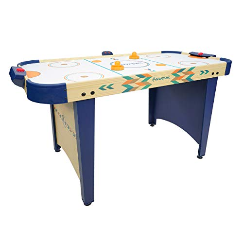 Harvil 4 Foot Air Hockey Game Table for...