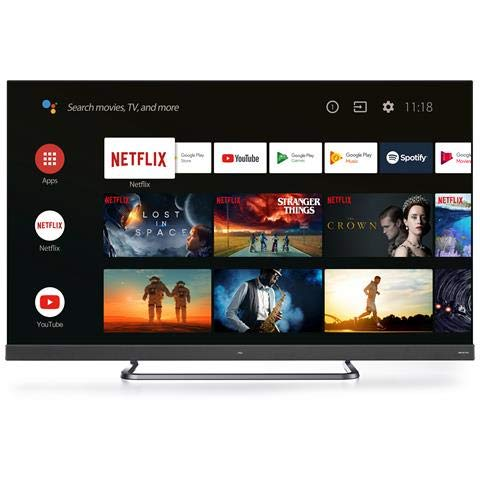 """TV 55"""" 4K UHD ANDROID"""