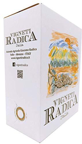 Vigneti Radica Vino Rosso Igt Terre Di Chieti Bag In Box - 3 l