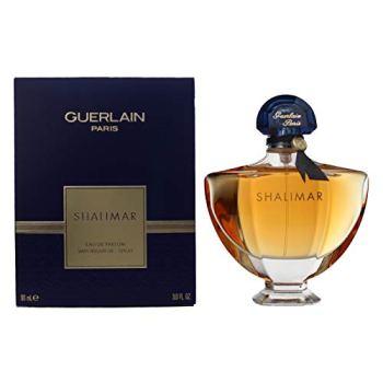 8. Guerlain Shalimar, Eau de parfum per donna