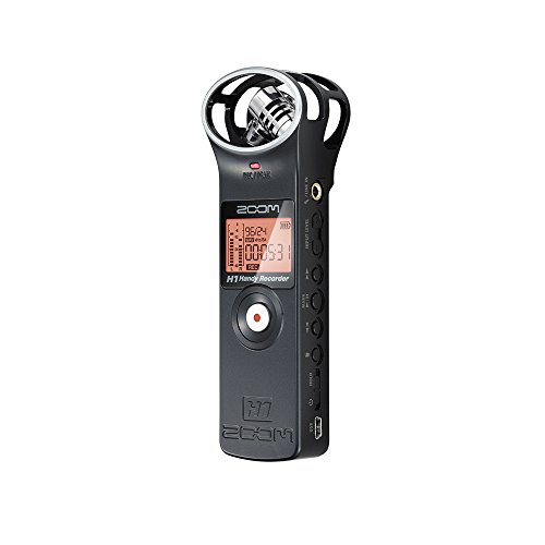 ZOOM ハンディーレコーダー H1  リニアPCMレコーダー