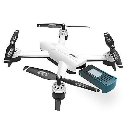 HUAXM 4k ad Alta Definizione Fotocamera Drone, Wi-Fi Trasmissione FPV Drone, RC Quadcopter con Flusso Ottico Posizionamento di Nuovo a casa, Mi segua, Il Controllo Gesto