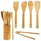 41e+LwWwBHL. SL160  - On a testé : Les ustensiles de cuisine en bambou Artecsis
