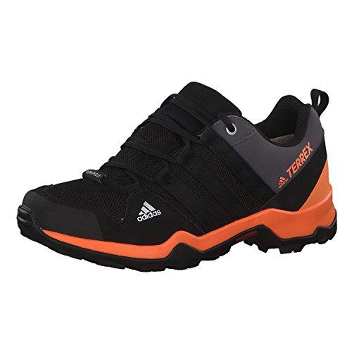 Adidas Unisex Kinder Terrex AX2R CP Trekking-& Wanderhalbschuhe, Schwarz...