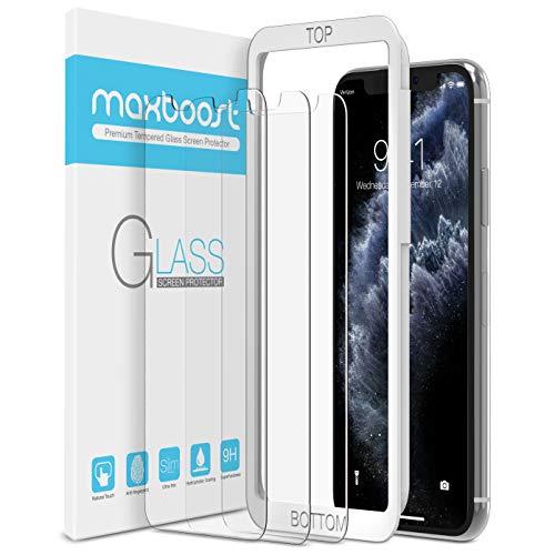 מגן המסך הטוב ביותר לאייפון: Maxboost