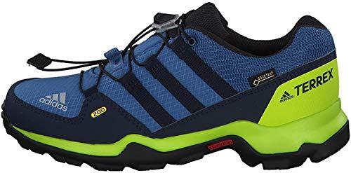 adidas Unisex-Kinder Terrex GTX K CM7704 Trekking- & Wanderhalbschuhe, Blau...