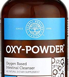 Global Healing Center Oxy-Powder Oxygen Based Safe and Natural Colon Cleanser and Relief from Occasional Constipation… 9 - My Weight Loss Today
