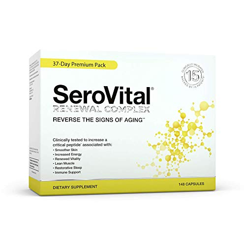 SeroVital Renewal Complex 148 Count - Serovitol-hgh for Women - Hgh Booster for Women Supplements - Human Growth Hormone Boosting Supplement for Women 1