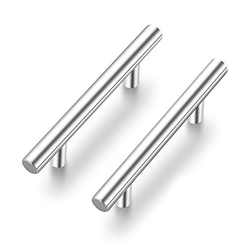 Ravinte 30 Pack |6'' Cabinet Pulls Brushed Nickel Stainless Steel Kitchen Cupboard Handles Cabinet Handles...
