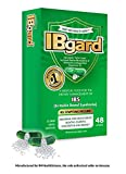 IBgard for Irritable Bowel Syndrome (IBS) Symptoms Including, Abdominal Pain, Bloating, Diarrhea, Constipation, 48 Capsules