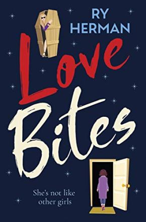 Love Bites: A laugh-out-loud feel-good queer romance with a paranormal twist by [Ry Herman]