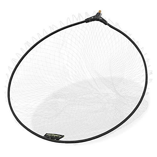 Tubertini Testa di Guadino da Pesca Testa Guadino Mono 60x50 cm per Mare Fiume Trota Lago Filettatura Universale