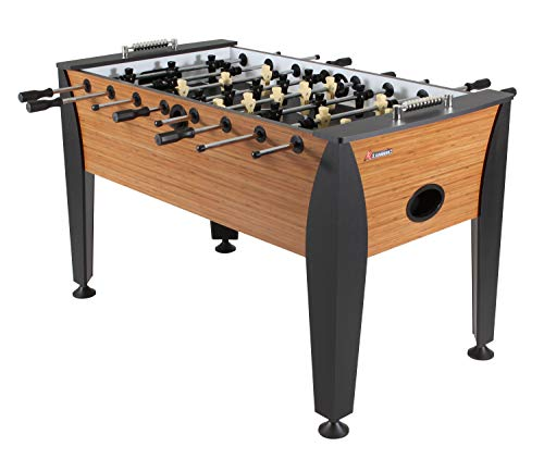 Atomic Pro Force 56' Foosball Table with Internal Ball...