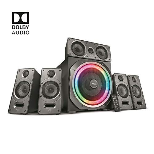 Trust GXT 698 Torro Dolby Digital 5.1 Sound System...